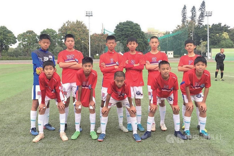 新竹縣竹北市博愛國中足球隊獲推薦將代表台灣於7月赴西班牙比賽